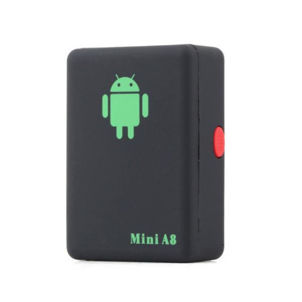 GPS трекер мини a8, Глобального времени GSM / GPRS / GPS устройство слежения с кнопкой SOS.
