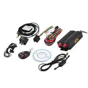 Фото  Автомобильный GPS трекер системы GPS / GSM / GPRS автомобиля TK103B. Устройства слота для карт SD.