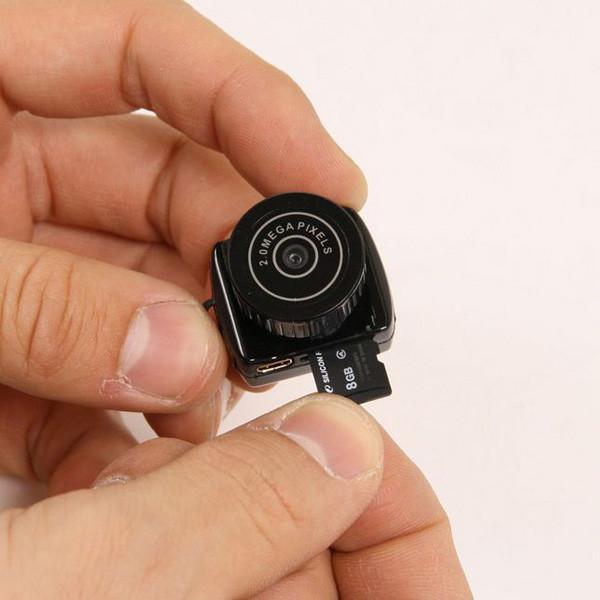 Мини-микро видеокамера 640 X 480 cam-видеорегистратор.