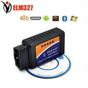 Фото  ELM327 V1.5 поддерживает протоколы OBD II ELM 327 Bluetooth OBD-II OBD2