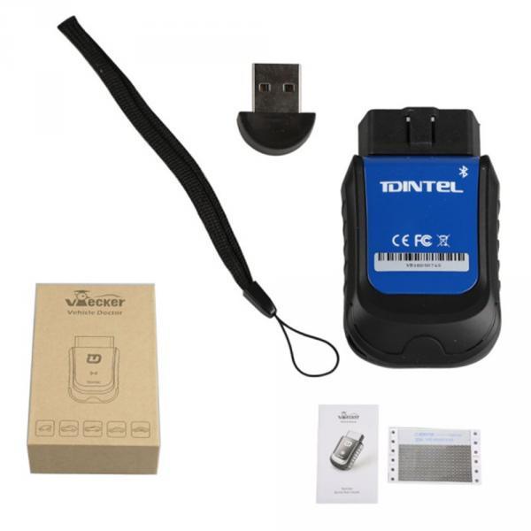 Профессиональный  VPECKER Easydiag Bluetooth OBD2. Все cистемы. Code Reader. Сканер.