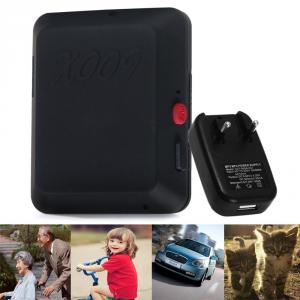 Фото  X009 Мини GPS трекер с кнопкой SOS. SMS фото видео.