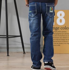 Фото Одежда для мальчиков. Джинсы для подростков.