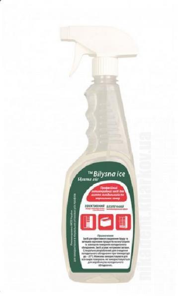 Фото Для стоматологических клиник, Средства для дезинфекции. Индикаторы стерильности. Белизна Айс 750 мл.