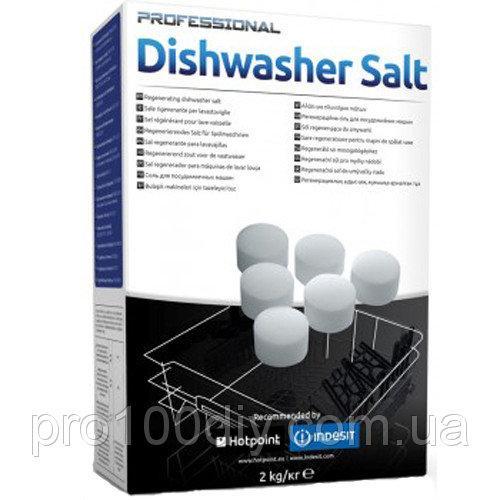 Соль для посудомоечных машин, в таблетках