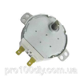 Мотор вращения тарелки СВЧ (металлический вал)