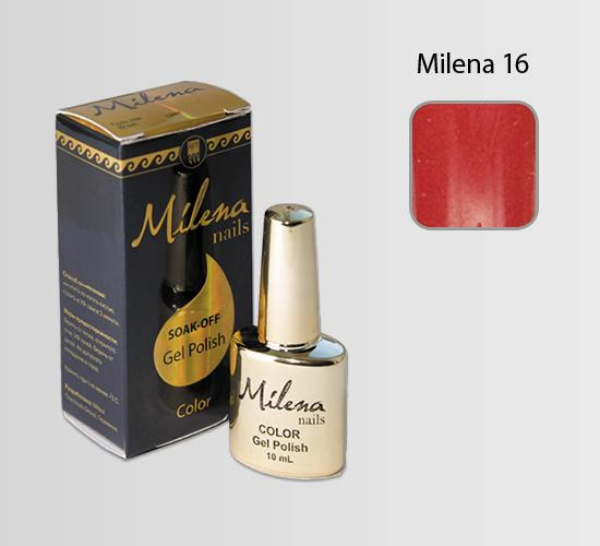 """Гель -лак для ногтей """"Милена"""" 16"""