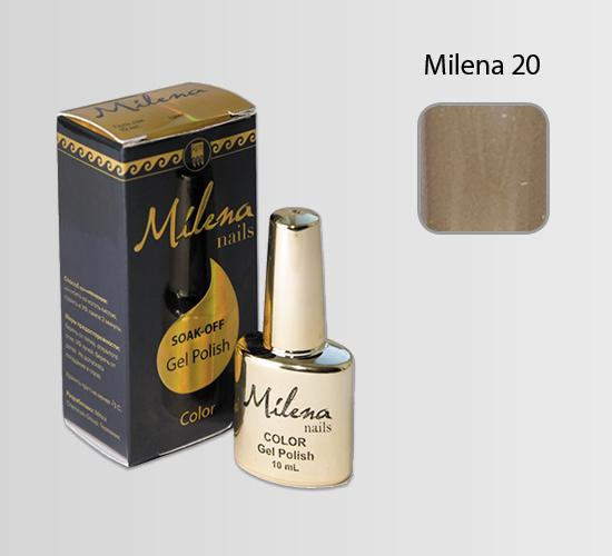 """Гель -лак для ногтей """"Милена"""" 20"""