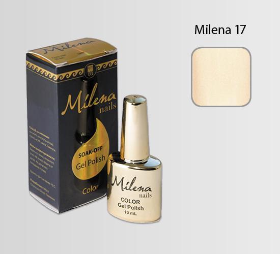 """Гель-лак для ногтей """"Милена"""" 17"""
