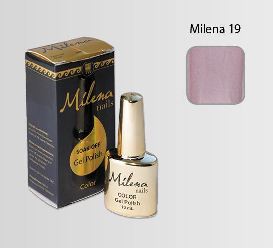 """Гель -лак для ногтей """"Милена"""" 19"""