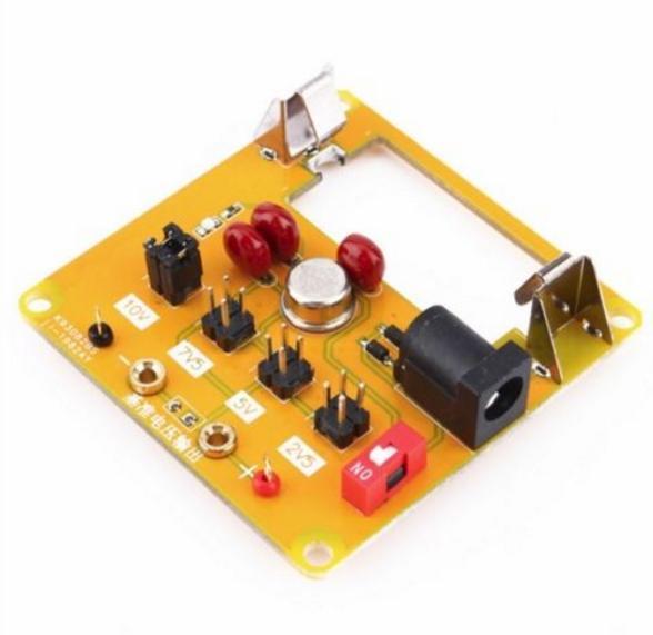 Программируемый прецизионный источник опорного напряжения , 4-канальный модуль на 2,5v/7.5v/5v/10v