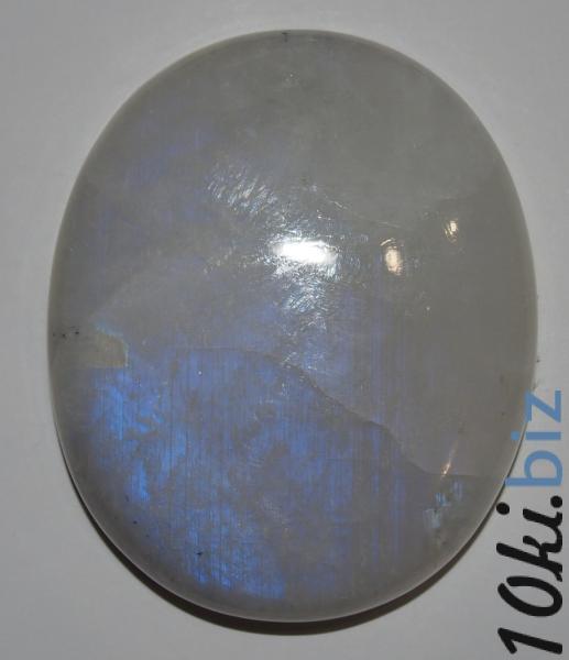 Кабошон лунный камень  41х34х8 мм Лунный камень на Электронном рынке Украины