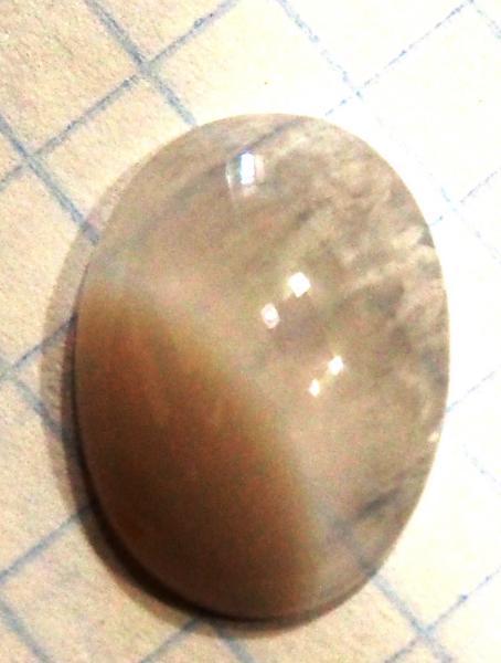 Фото Агат Кабошон агат 18х13х5 мм натуральный камень
