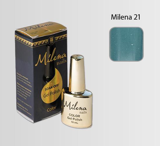 """Гель-лак для ногтей """"Милена"""" 21"""