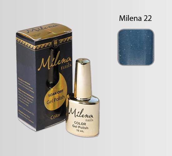 """Гель-лак для ногтей """"Милена"""" 22"""