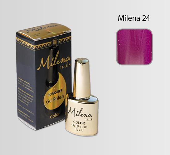 """Гель-лак для ногтей """"Милена"""" 24"""