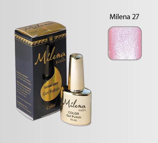 """Гель-лак для ногтей """"Милена"""" 27"""