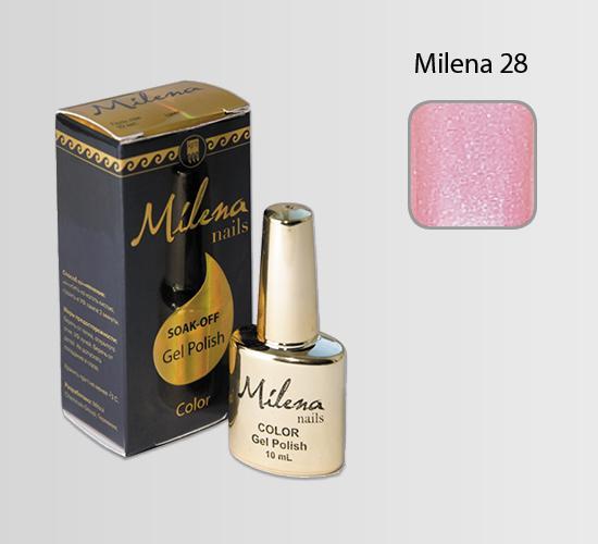 """Гель-лак для ногтей """"Милена"""" 28"""