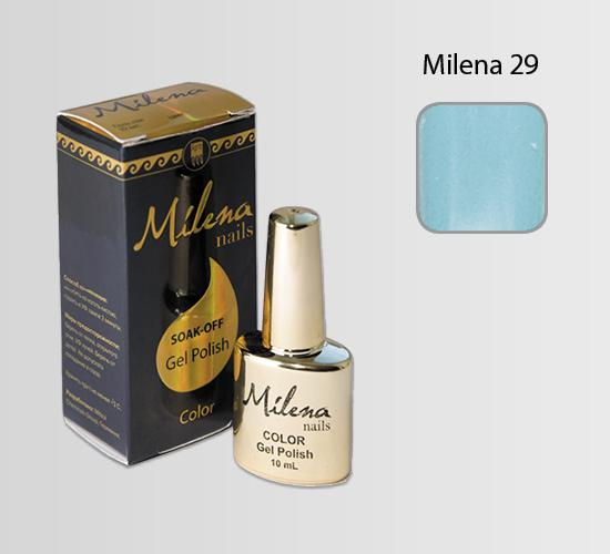 """Гель-лак для ногтей """"Милена"""" 29"""