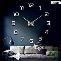 Часы наклейки на стену