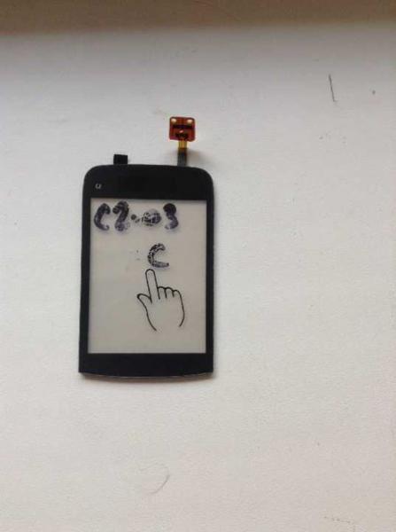 Тачскрин (сенсор) Nokia C2-03/ C2-06