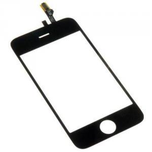 Фото Аксессуары и комплектующие для мобильных телефонов , Тачскрины (Сенсора) Тачскрин (Сенсор) iPhone 3G/3GS black high copy (TEST)
