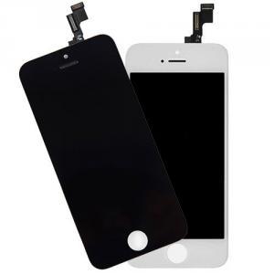 Фото Аксессуары и комплектующие для мобильных телефонов , Дисплеи и дисплейные модули, Apple iPhone Дисплейный модуль (LCD+touchscreen) iPhone5S,SE black high copy (TEST)