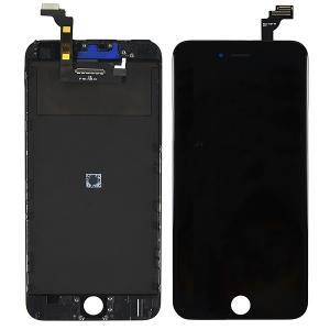 Фото Аксессуары и комплектующие для мобильных телефонов , Дисплеи и дисплейные модули, Apple iPhone Дисплейный модуль (LCD+touchscreen) iPhone6 Plus black orig (TEST)