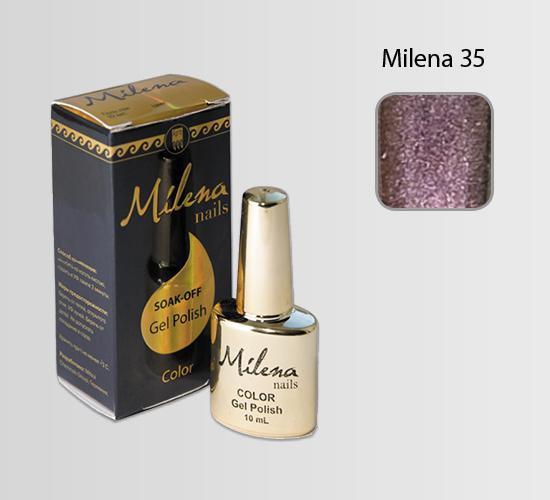"""Гель -лак для ногтей """"Милена"""" 35"""
