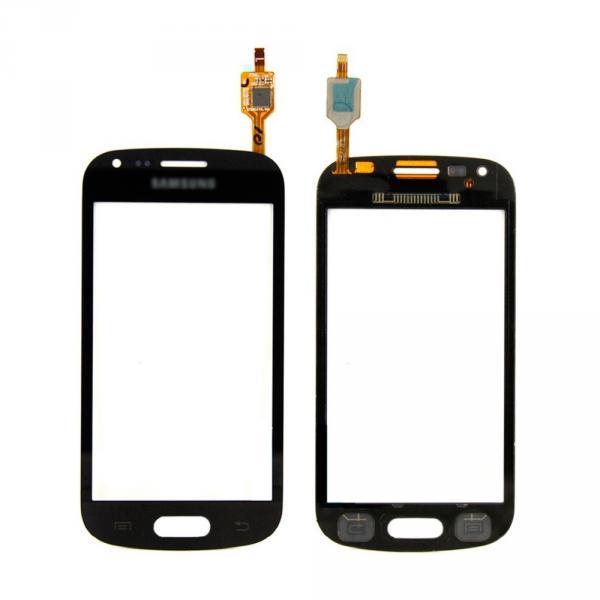 Тачскрин (Сенсор) Samsung S7562 black Оригинал