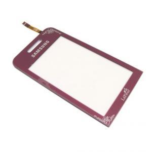 Фото Аксессуары и комплектующие для мобильных телефонов , Тачскрины (Сенсора) Тачскрин (Сенсор) Samsung S5230 La Fleur Red high copy (TEST)