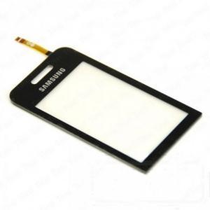 Фото Аксессуары и комплектующие для мобильных телефонов , Тачскрины (Сенсора) Тачскрин (Сенсор) Samsung S5230 black high copy (TEST)