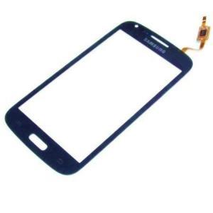 Фото Аксессуары и комплектующие для мобильных телефонов , Тачскрины (Сенсора) Тачскрин (Сенсор) Samsung I8262,I8260 Galaxy Core blue high copy