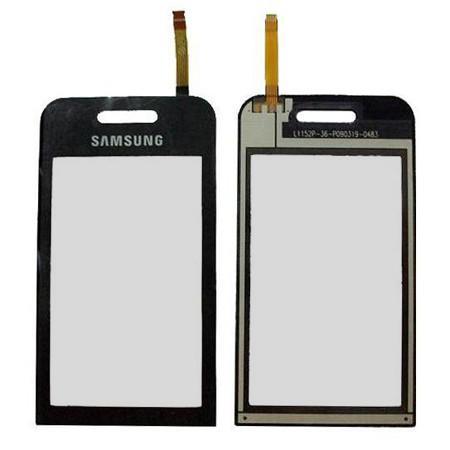 Тачскрин (Сенсор) Samsung S5230 black orig (TEST)