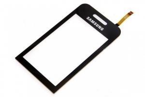 Фото Аксессуары и комплектующие для мобильных телефонов , Тачскрины (Сенсора), Samsung Тачскрин (Сенсор) Samsung S5230 black orig (TEST)