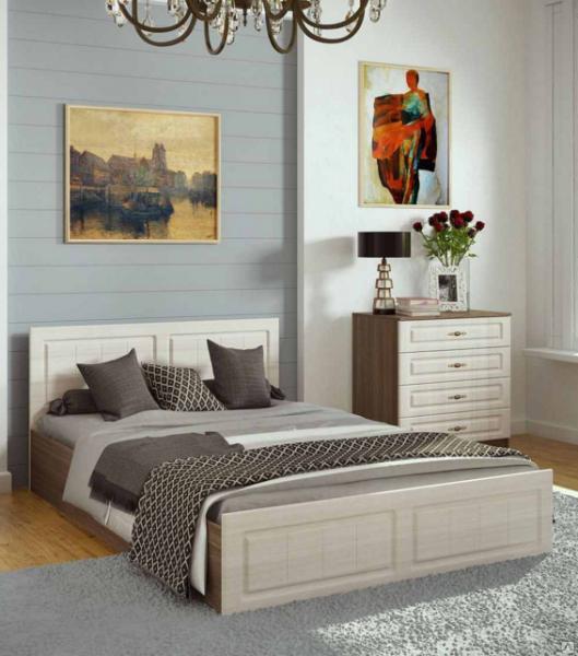 Фото Кровати Ницца кровать 1,4м (ДСВ МЕБЕЛЬ)