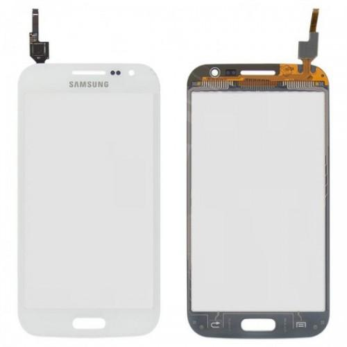 Тачскрин (Сенсор) Samsung I8552 Galaxy Win white ОРИГИНАЛ