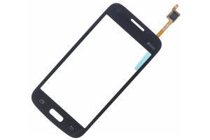 Фото Аксессуары и комплектующие для мобильных телефонов , Тачскрины (Сенсора), Samsung Тачскрин (Сенсор) Samsung G350e Galaxy Star Advance black (ver 0.1) ОРИГИНАЛ