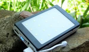 Фото Аксессуары и комплектующие для мобильных телефонов , Power Bank Внешний аккумулятор (power bank) Solar charger 15000mA