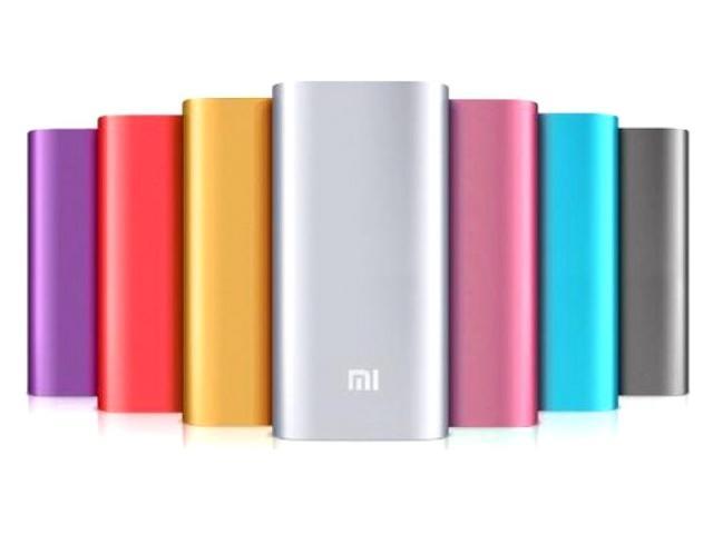 Внешний аккумулятор (power bank) MI 20800mAh USB(2A)