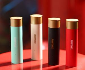 Фото Аксессуары и комплектующие для мобильных телефонов , Power Bank Внешний аккумулятор (power bank) Remax Shell 2500Ah black