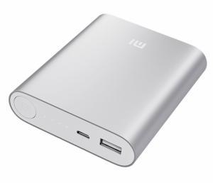 Фото Аксессуары и комплектующие для мобильных телефонов , Power Bank Внешний аккумулятор (power bank) MI 10400mAh USB(2A)