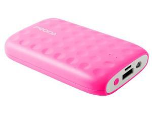 Фото Аксессуары и комплектующие для мобильных телефонов , Power Bank Внешний аккумулятор (power bank) Proda Lovely Remax 5000Ah pink