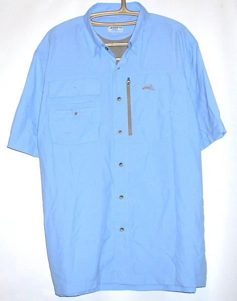 "Рубашка мужская ""Natural"" *6071"