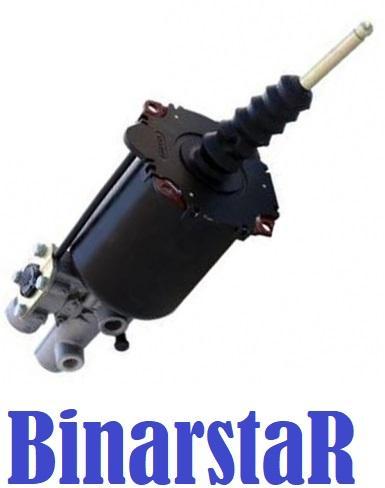 9700514370 Усилитель пневмогидравлический (пневмогидроусилитель, ПГУ) (02.02.061)