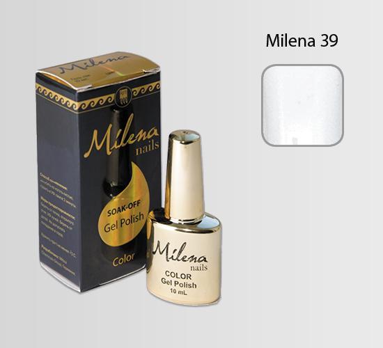 """Гель - Лак для ногтей """"Милена"""" 39"""