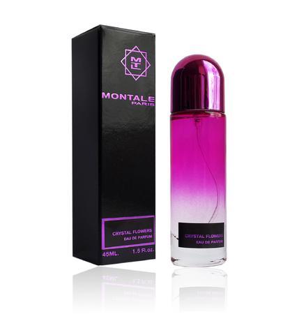 АКЦИЯ! Мини парфюм MONTALE CRYSTAL FLOWERS EDP 45 ML + 5 ml в подарок