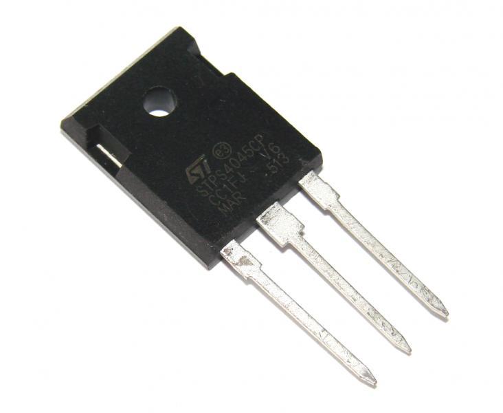 Сдвоенный диод Шоттки STPS4045CP 45 В 40 A