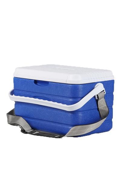 """Изотермический контейнер с высокой степенью термоизоляции, синий, """"Арктика"""", 10/20/30/40/60 л."""