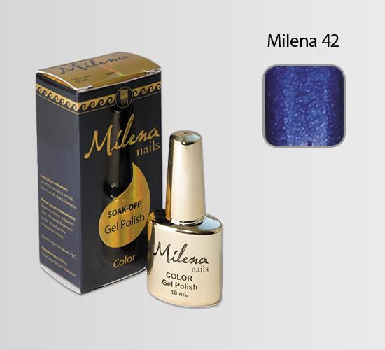"""Гель - Лак для ногтей """"Милена"""" 42"""